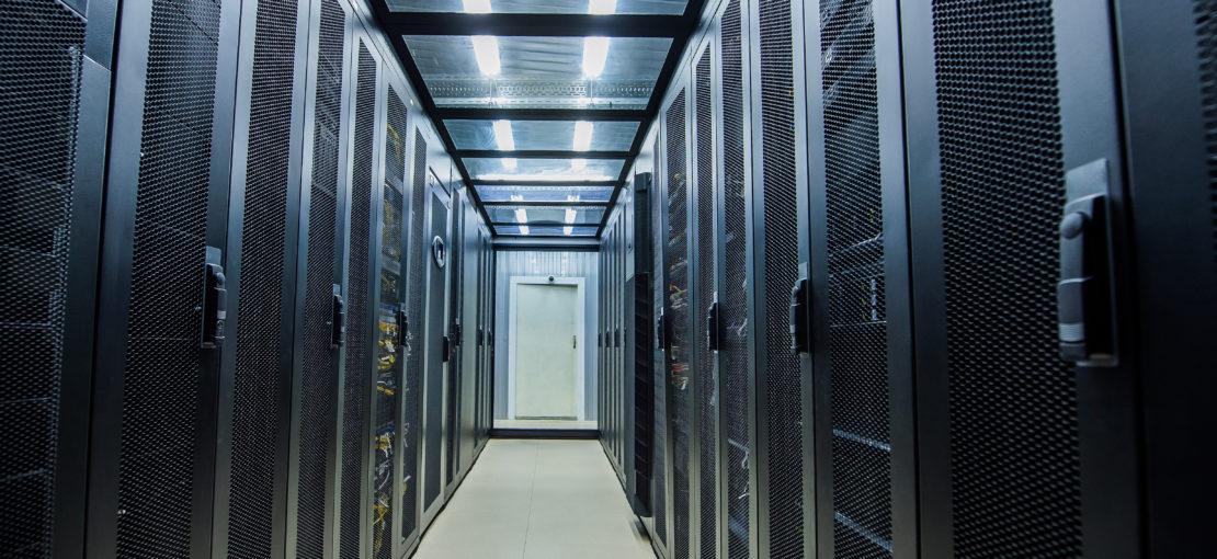 Elocen IT Server Room